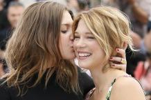 Filmfestival Cannes - La vie d'Adèle